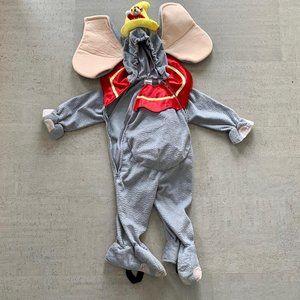 Disney Store Dumbo Costume Full Body 24 Months
